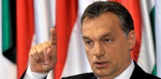 βίκτωρ όρμπαν πρωθυπουργός ουγγαρίας