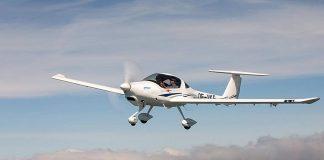 Διθέσιο εκπαιδευτικό αεροσκάφος
