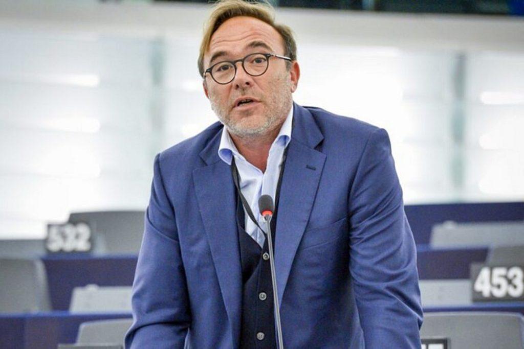 Ο ευρωβουλευτής του ΣΥΡΙΖΑ, Πέτρος Κόκκαλης